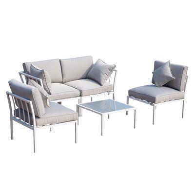 4 Piece Outdoor Furniture Patio Conversation