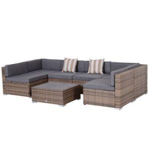 7-Piece Outdoor Patio Furniture Set