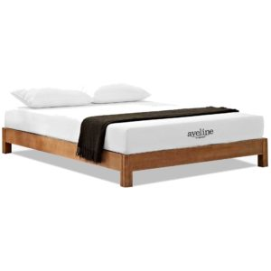 "Aveline 8"" Gel-Infused Memory Foam Mattress White"