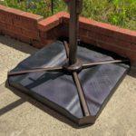 Cantilever Offset Umbrella Base Plate Set