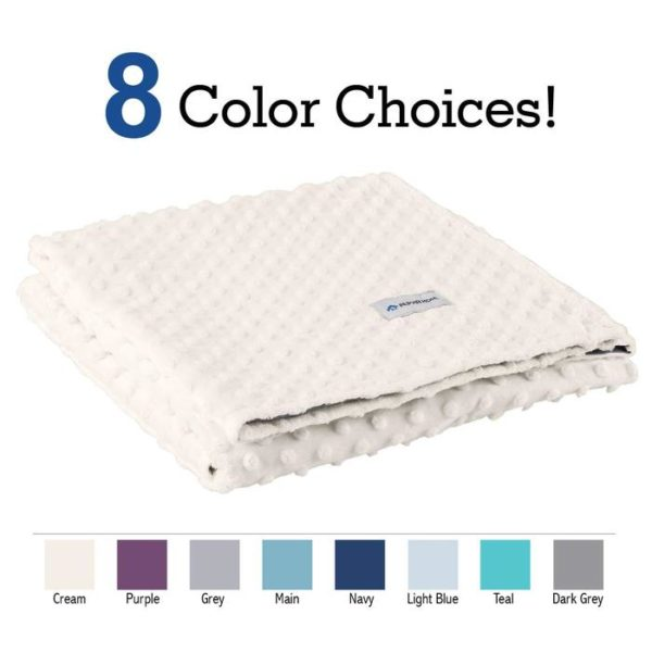 Cotton Duvet Cover for Weighted