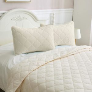 Diamond Bed Quilt Set