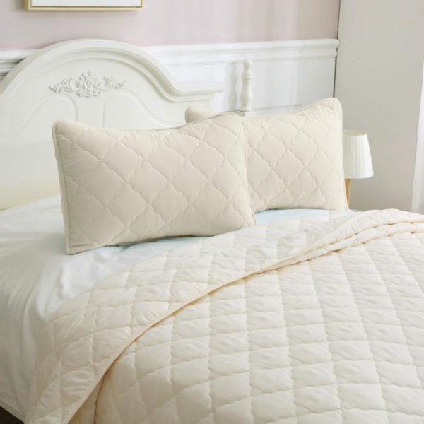 Diamond Bed Quilt Set