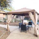 Fully Enclosed Garden Gazebo