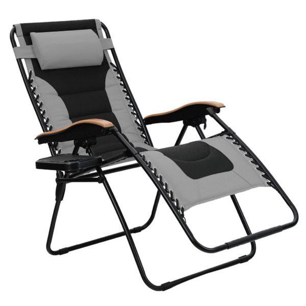 Oversized Padded Zero Gravity Chair