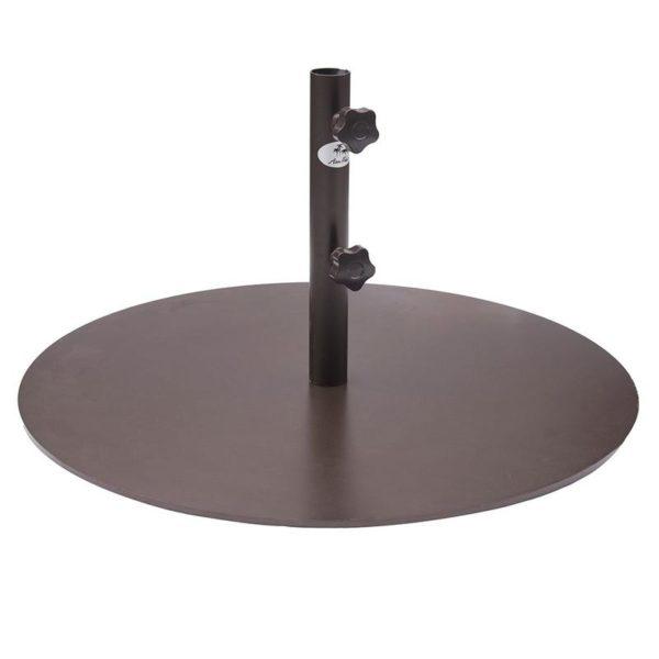 Round Steel Market Patio Umbrella Base