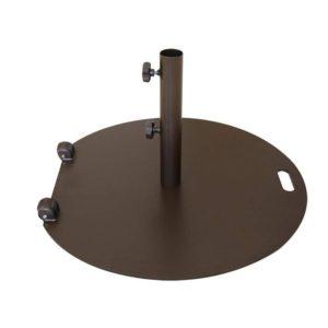 Round Steel Umbrella Base Stand with