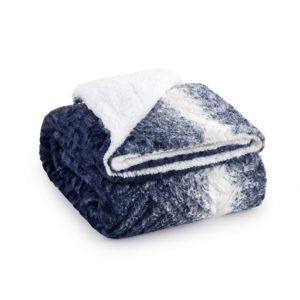 Sherpa Wrinkle-Resistant Blanket