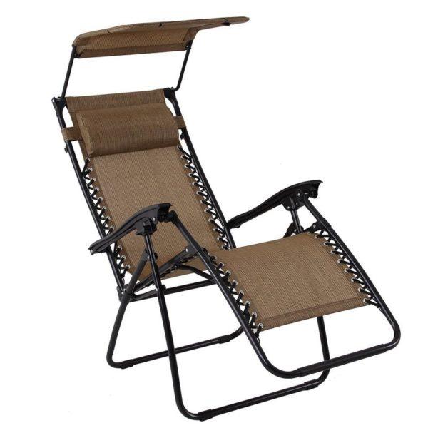 Textilene Zero Gravity Lounge Chair