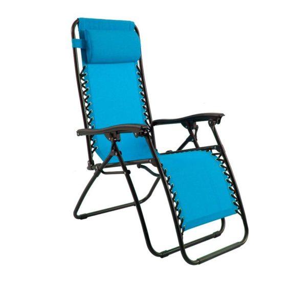 Zero Gravity Textilene Lounge Folding Chair