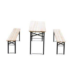 6 inch ™ Wooden Outdoor Folding Picnic