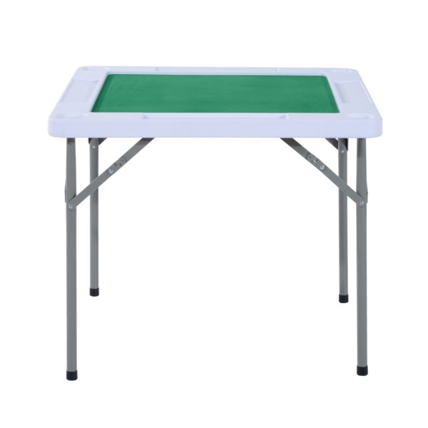 "HOMCOM 35"" 4-Player Mahjong Game Indoor and"