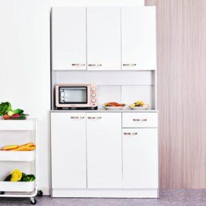 "Homcom Free Standing Kitchen Pantry 71"" Modern"