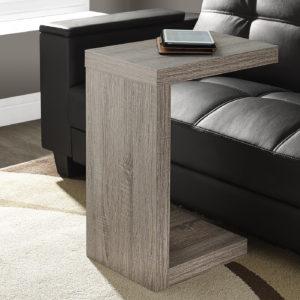 """Monarch 24"""" Modern Hollow Core Wood Grain-Look"""